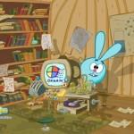 смешарики и компьютеры